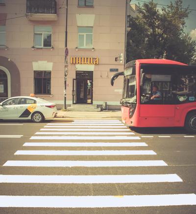 Punainen linja-auto