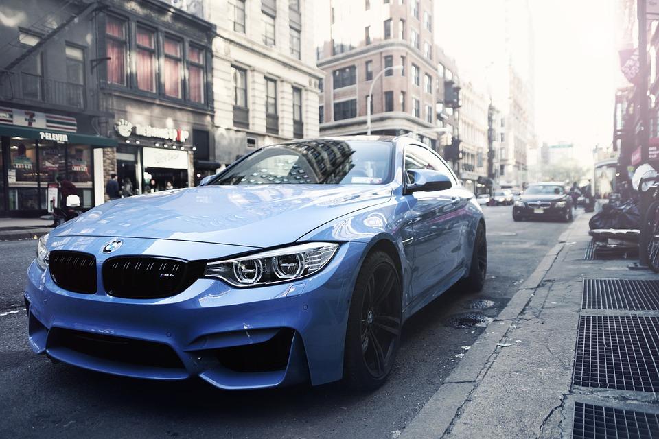 BMW kadulla